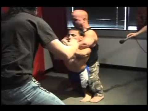 Midget Fight Club Diggler vs. Demo part 3