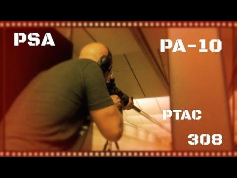 Palmetto State Armory PTAC & PA-10 AR-10 308 Rifles (HD)