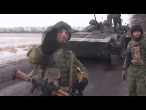 Battle for Donetsk Airport: Ukrainian soldiers create new corridor to airport defenders