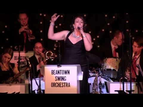 """Air Mail Special"" - Beantown Swing Orchestra 12/8/12"