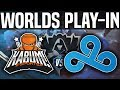 Lagu KBM vs C9 - Worlds 2018 Play-In Day 3 - Kabum! vs Cloud9 - Worlds 2018 Play-In Day 3