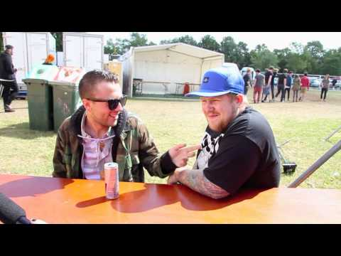 Your Demise Interview at Hevy Festival 2011