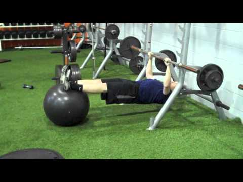 Lacrosse Strength Training: Inverted Row Image 1