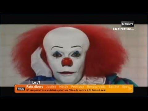 Les clowns agressifs sévissent à Lyon