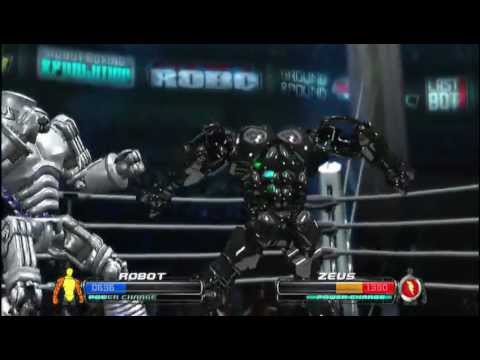 Real Steel - BEST ROBOT, ROBOT