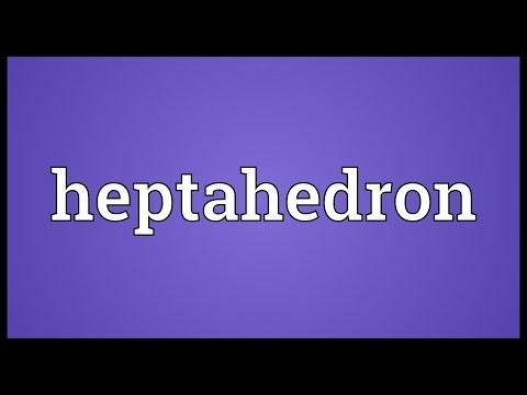 Header of heptahedron