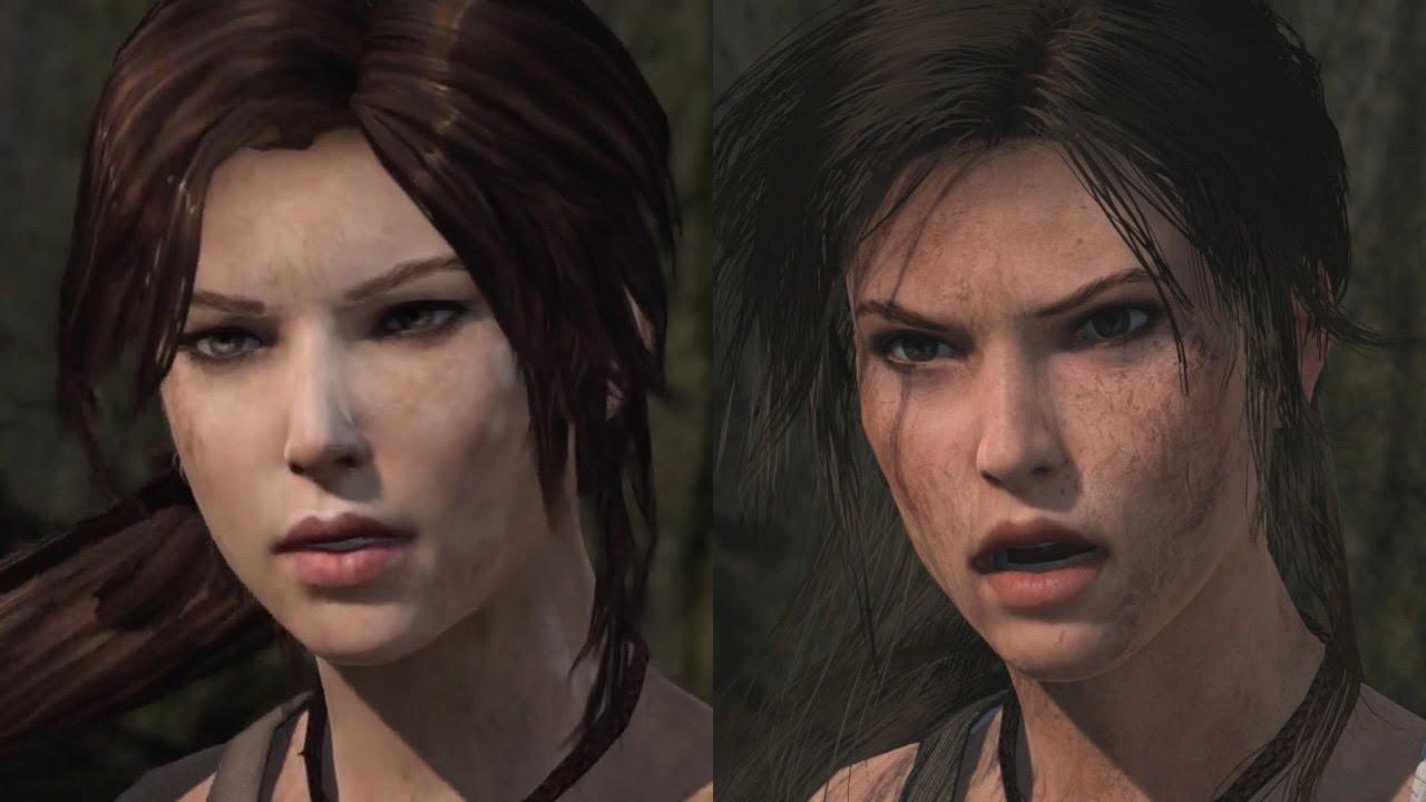 Lara Croft - in-game model comparison - Page 28 - www