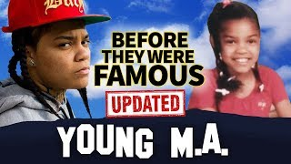 YOUNG M.A | Before They Were Famous | OOOUUU, PettyWap | Biography