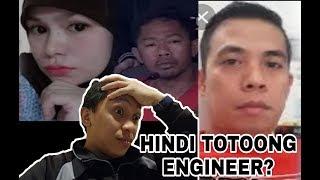 HINDI PALA TOTOONG ENGINEER SI KOYA | PINAY OFW NA VIRAL SA SOCIAL MEDIA