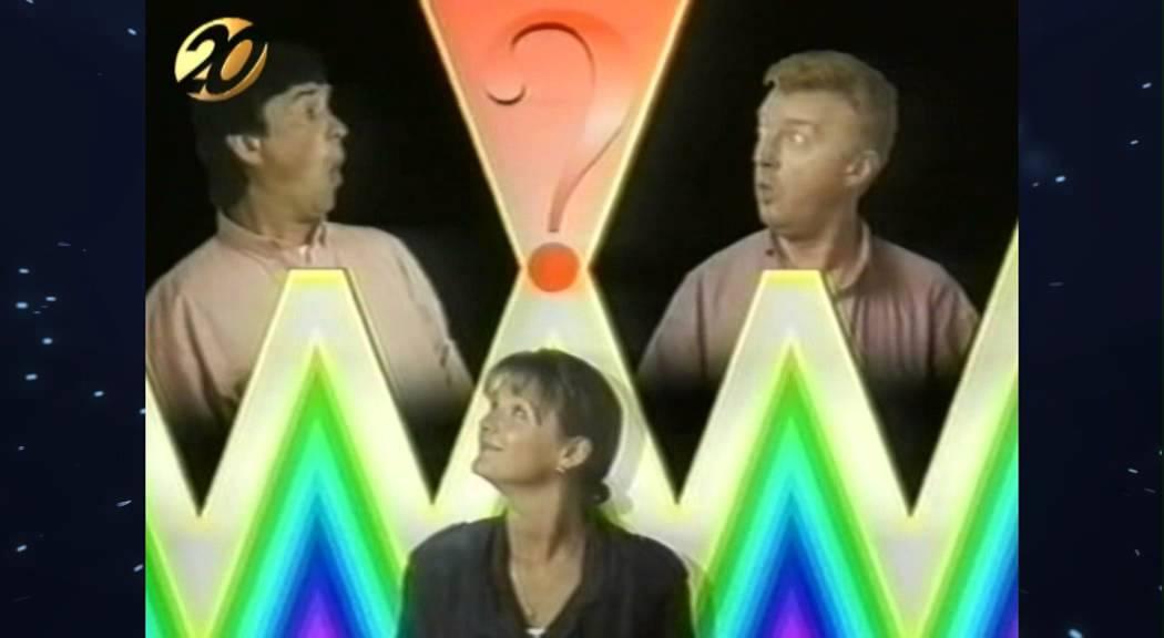 25 jaar rtl4 wie ben ik 1990 youtube for Rtl4 programma