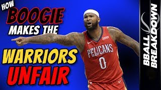 How BOOGIE Makes The Warriors UNFAIR