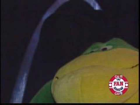 Michigan J Frog Retires Video