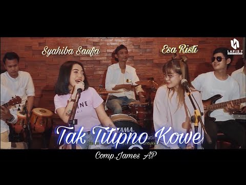 Download Lagu Syahiba Saufa ft. Esa Risty - Tak Titipno Kowe .mp3