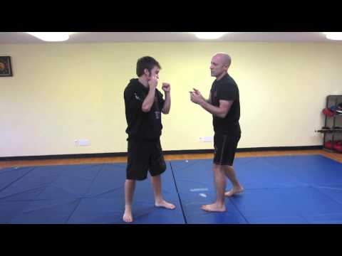Eke Academy of Martial Arts Victoria BC -- Technique of the Week #16 Image 1