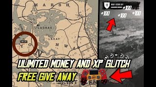 Red Dead Redemption 2 Online XP/MONEY GLITCH/EXPLOIT - VERY EASY XP In Red Dead Online (RDR2 Online)