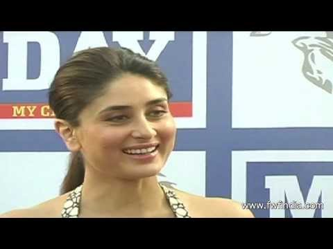 Kareena Kapoor As Guest Of Honour At Mid Day Trophy