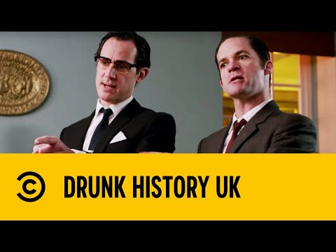 How The Kray Twins Were Caught (Part 1)   Drunk History