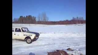 Moskvich 412 ICE racing