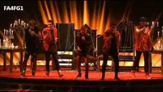 The Collective: Like A Prayer - The X Factor Australia 2012 - Live Show 5, TOP 8