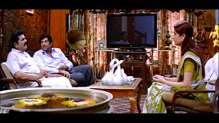 Chappa Kurishu - Malayalam Full Movie | Grihanathan | Mukesh With Sonia Agarwal