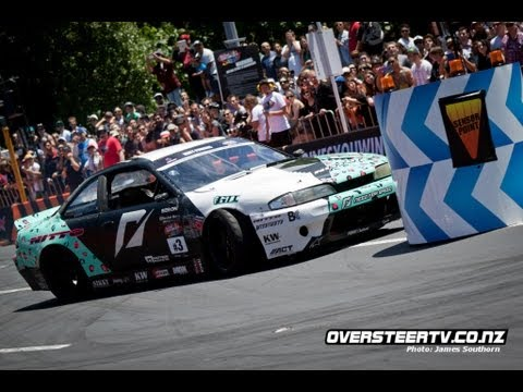 Matt Powers - V8 S14 - Red Bull Drift Shifters 2012