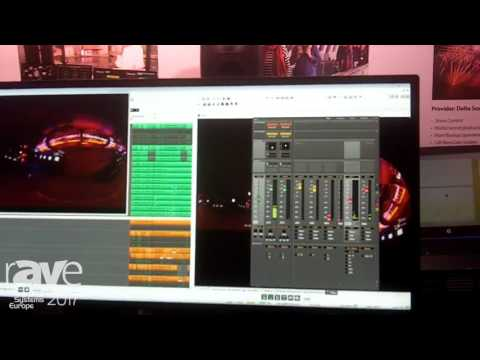 ISE 2017: Merging Technologies Shows Ovation 3D Audio & Event Sequencer