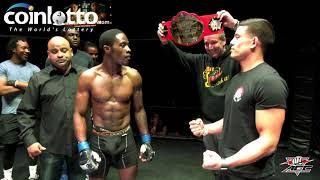CoinLotto com Sponsors #1 Amateur MMA Event in New York Aggressive Combat Championship   September