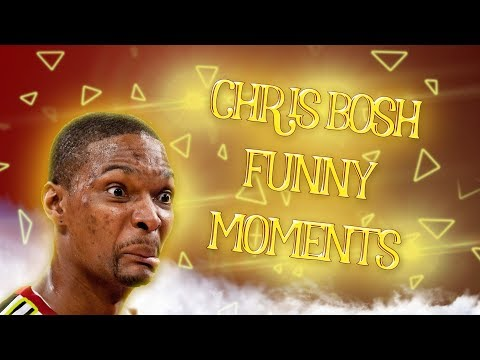 Chris Bosh FUNNY MOMENTS [HD]