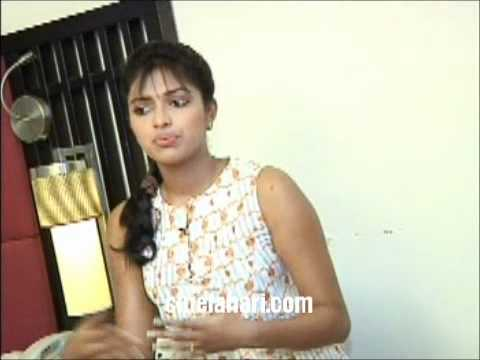 Love Failure Heroine Amala Paul Interview Part1