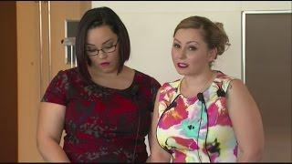 Amanda Berry, Gina DeJesus speak to public