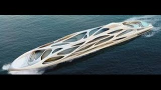 The TOP 10 of the largest yachts in the world 2016 اغرب اليخوت في العالم WHY
