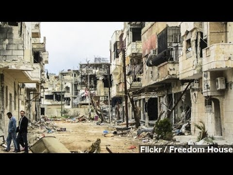 Syrian Tourism Minister Says Homs Ready For Tourists