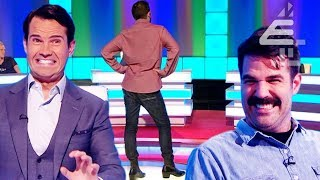 "Why Does Jon Richardson Look Like a ""P***k In Heels?!"" 