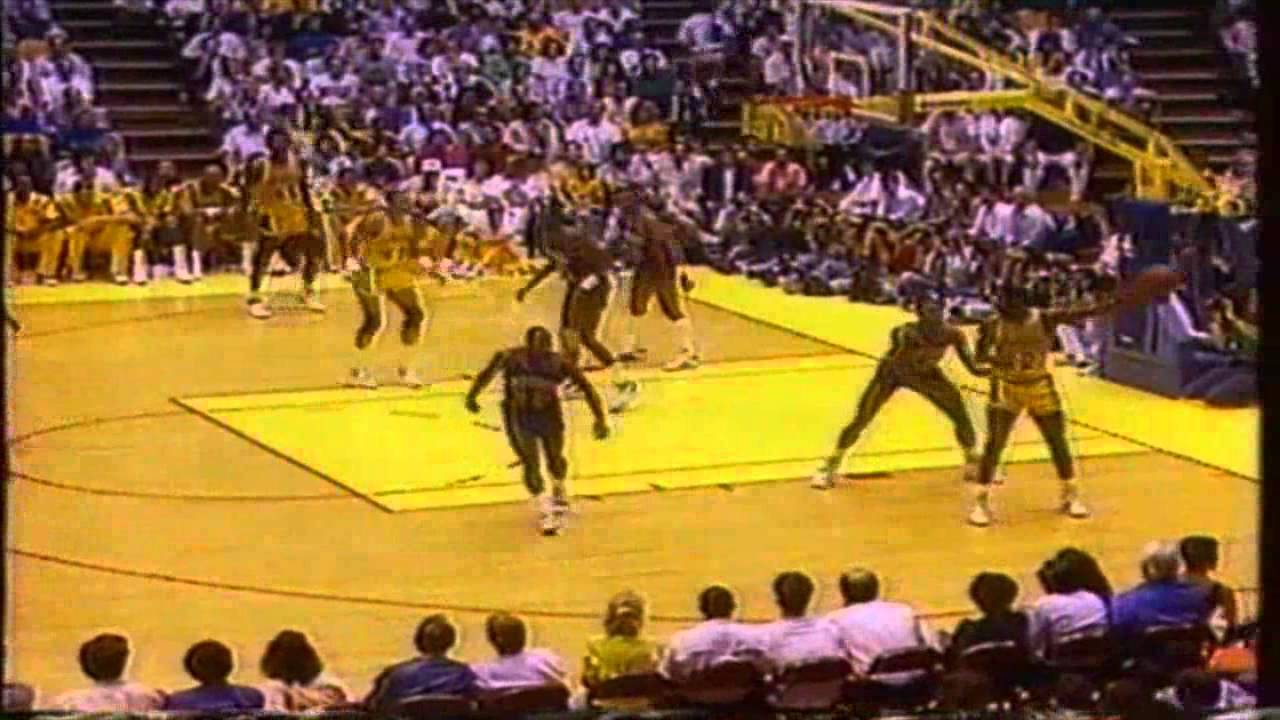 1988 NBA Finals Lakers vs Detroit Game 7 Highlights - YouTube