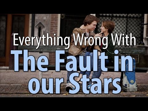 Everything Wrong With The Fault In Our Stars video