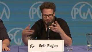 Conversation with: Seth Rogen, Evan Goldberg and James Weaver - Full Panel