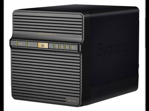 Synology DiskStation DS411+ 4-Bay NAS Server Review