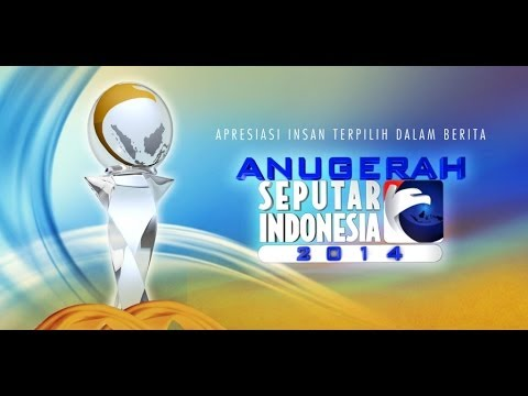 Live Red Carpet Anugerah Seputar Indonesia 2014 video