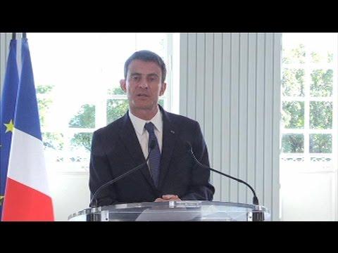 Valls sur son voyage à Berlin: