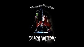 Maessorr Structorr - BLACK WIDOW (official music video)