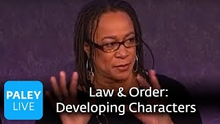 Law & Order: 20 Years - Actors on Developing Characters (Paley Center Interview)