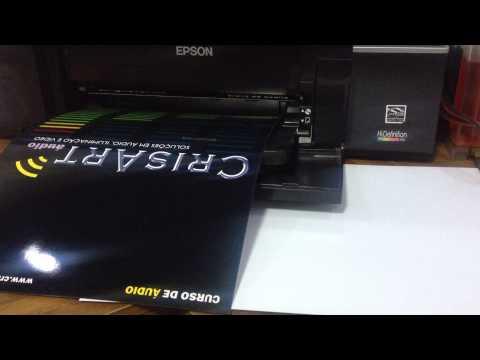VENDO !!! Impressora Epson T50 + Kit Bulk Ink + Com Tinta