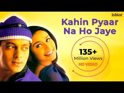 Kahin Pyaar Na Ho Jaye (HD) Full Video Song | Salman Khan Rani...
