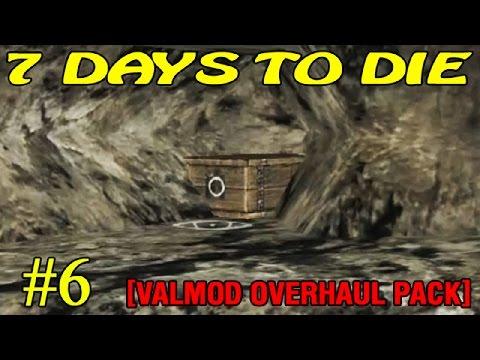 7 Days to Die [Valmod + ] ► Поиски клада ►#6 (16+)
