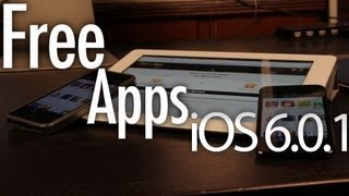 How to get Paid Apps, Free Gift Cards on 6.0.1 iOS App Store for All iOS Devices