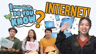 How Much Do You Know -  Internet