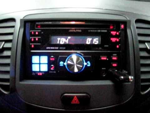 how to play apple music through my jvc car stereo