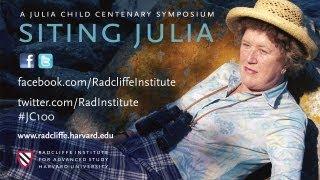 Siting Julia | Radcliffe Institute