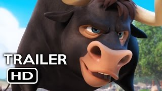 Ferdinand Trailer #1 (2017) John Cena Animated Movie HD