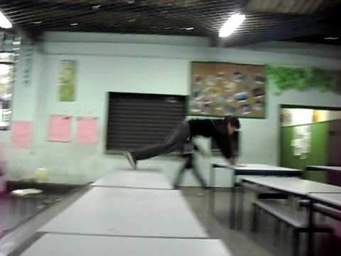 Partoba 5 To School Leparkour Failed video